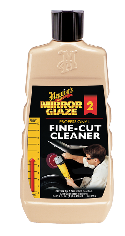Fine-Cut Cleaner